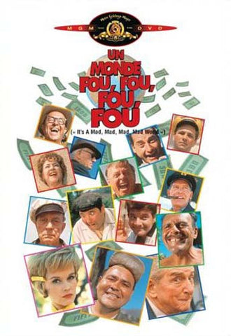 Un Monde Fou, Fou, Fou, Fou DVD Movie