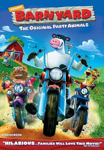 Barnyard - The Original Party Animals (Widescreen Edition) DVD Movie
