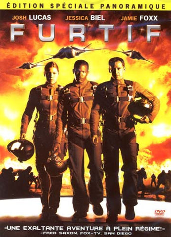 Furtif (Edition Speciale Panoramique) DVD Movie