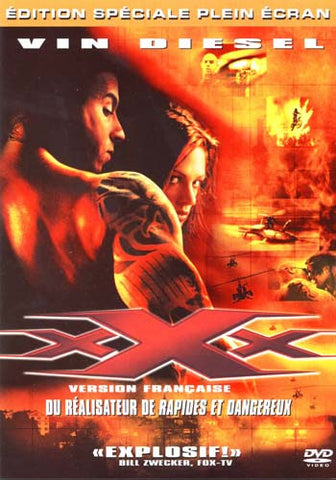 XXX - Edition Speciale Plein Ecran DVD Movie
