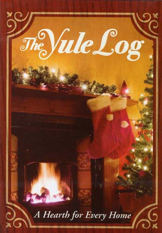 The Yule Log DVD Movie