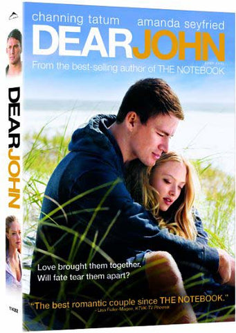 Dear John DVD Movie