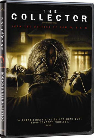The Collector DVD Movie
