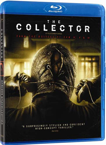 The Collector (Blu-ray) (Bilingual) BLU-RAY Movie