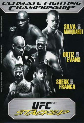 Ultimate Fighting Championship - UFC Vol.73 - Stacked DVD Movie