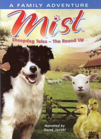 Mist - Sheepdog Tales - Round Up DVD Movie