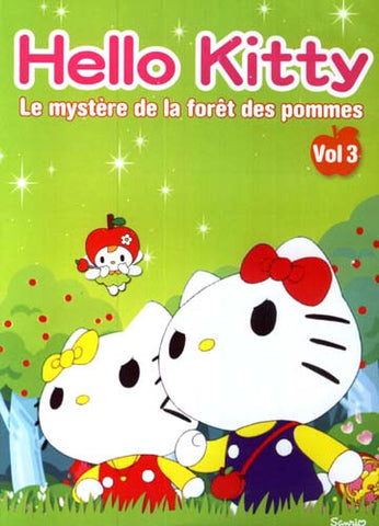 Hello Kitty - Le Mystere De La Foret Des Pommes . Vol. 3 DVD Movie
