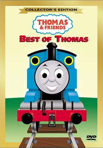 Thomas And Friends - Best Of Thomas (Collector's Edition) DVD Movie
