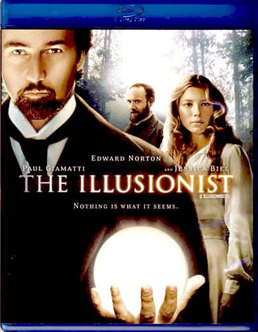 The Illusionist (Bilingual) (Blu-ray) BLU-RAY Movie