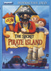 The Secret Of Pirate Island DVD Movie