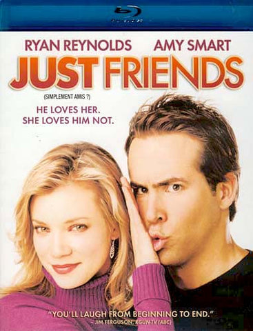 Just Friends (Bilingual) (Blu-ray) BLU-RAY Movie