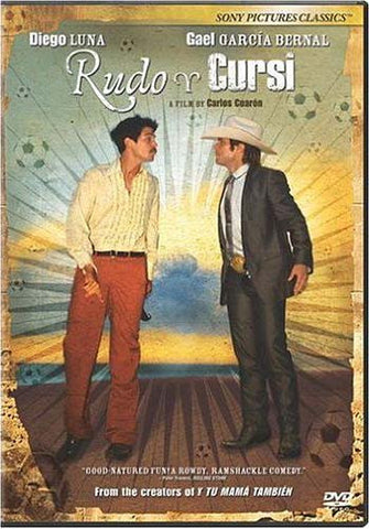 Rudo Y Cursi DVD Movie