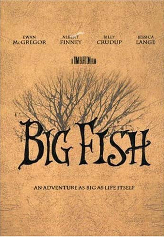 Big Fish (With Book) (Boxset) DVD Movie