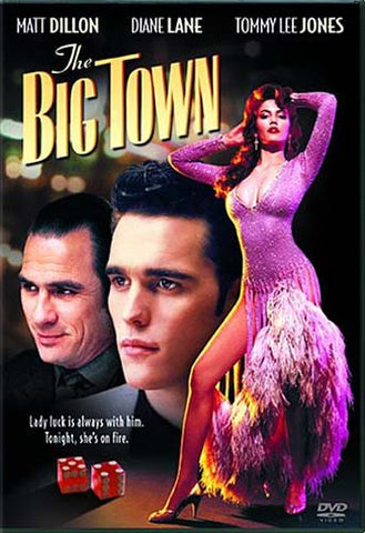 The Big Town DVD Movie
