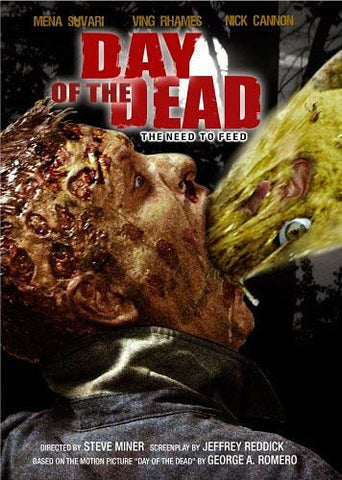 Day Of The Dead DVD Movie