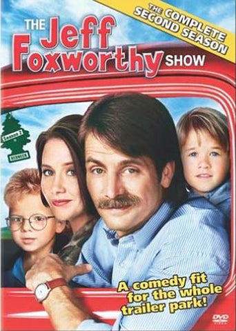 The Jeff Foxworthy Show - The Complete Second Season DVD Movie