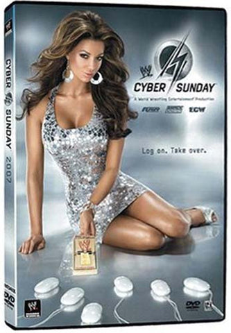 WWE - Cyber Sunday 2007 DVD Movie