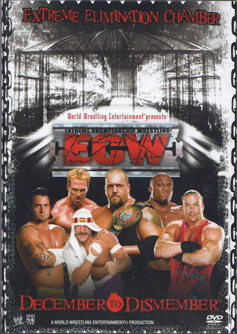 WWE - ECW (Extreme Championship Wrestling) December to Dismember DVD Movie