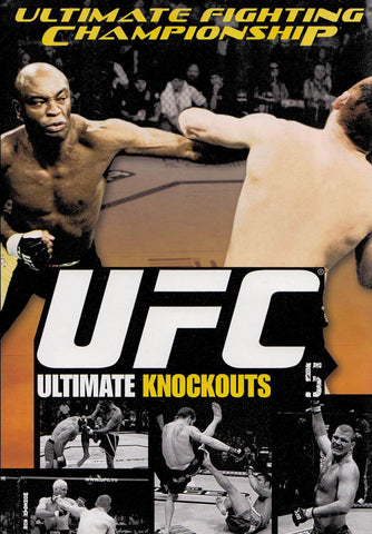 Ultimate Fighting Championship (UFC) - Ultimate Knockouts 5 DVD Movie