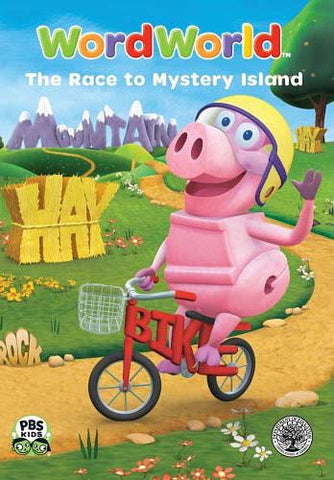 WordWorld - The Race To Mystery Island DVD Movie