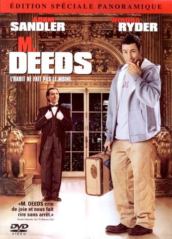 M. Deeds (Edition Speciale Panoramique) (French Version) DVD Movie