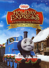 Thomas And Friends - Holiday Express (Bilingual)