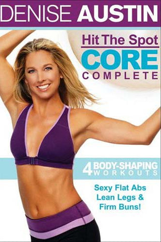 Denise Austin - Hit the Spot - Core Complete DVD Movie