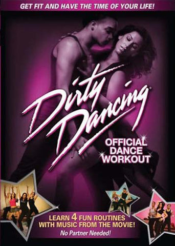 Dirty Dancing - Official Dance Workout (LG) DVD Movie