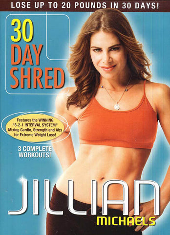 Jillian Michaels - 30 Day Shred (LG) DVD Movie