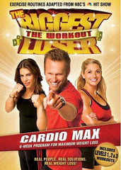 The Biggest Loser - The Workout - Cardio Max, Vol.3 (Jillian Michaels)
