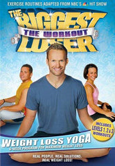 The Biggest Loser - The Workout - Weight Loss Yoga,Vol.6 (LG)