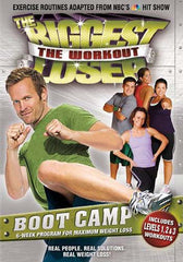 The Biggest Loser - The Workout - Boot Camp