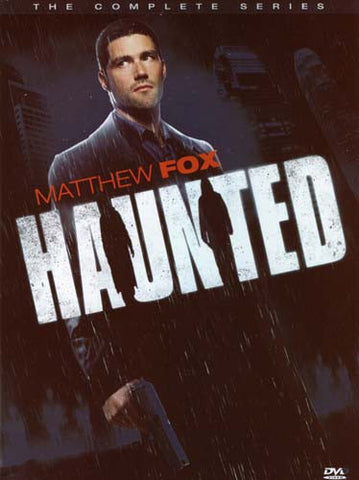 Haunted - The Complete Series (Matthew Fox) DVD Movie