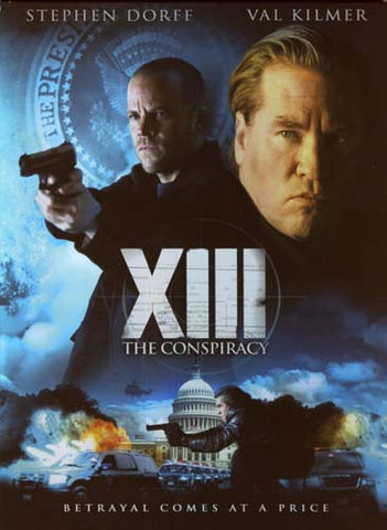 XIII - The Conspiracy DVD Movie