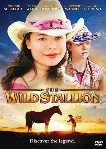 The Wild Stallion DVD Movie