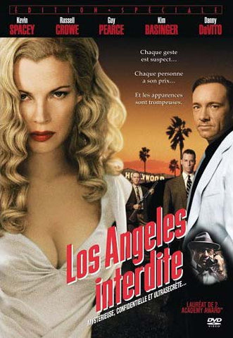 Los Angeles Interdite (Edition Speciale) DVD Movie