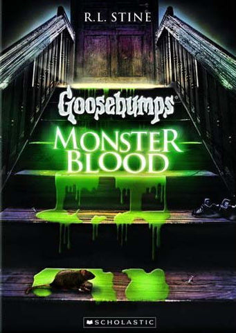 Goosebumps - Monster Blood DVD Movie