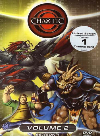 Chaotic - Volume 2 - Season - 1 DVD Movie