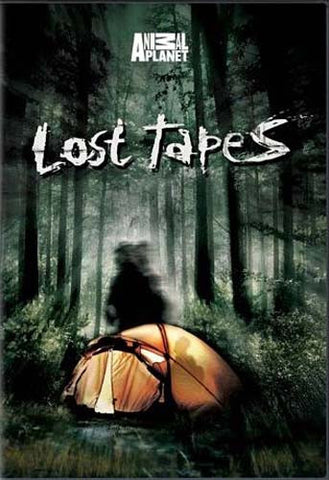 Lost Tapes (Animal Planet) DVD Movie