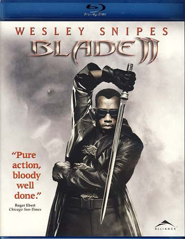 Blade 2 (Blu-ray)(Bilingual) BLU-RAY Movie