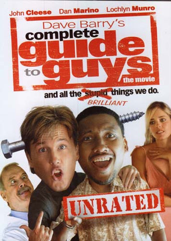 Dave Barry's Complete Guide to Guys DVD Movie