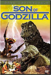 Son Of Godzilla (50th Anniversary)