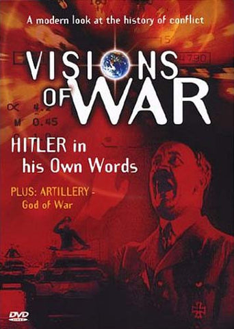 Visions OF War - Vol.2 - Hitler In His Own Words DVD Movie