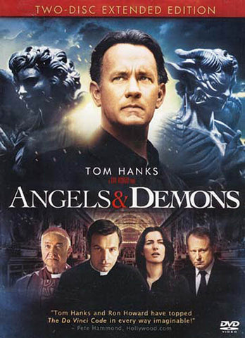 Angels And Demons (Two-Disc Extended Edition) DVD Movie