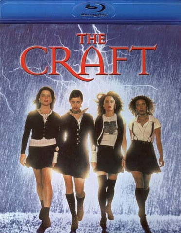 The Craft (Blu-ray) BLU-RAY Movie