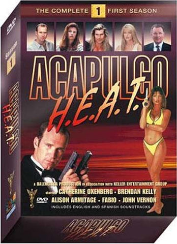 Acapulco H.E.A.T. - The Complete First Season (Boxset) DVD Movie