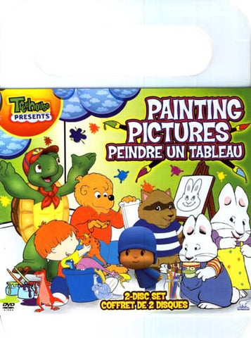 Treehouse - Painting Pictures (2-Disc Set) (2-Pack) (Bilingual) DVD Movie