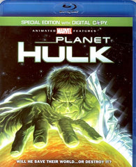 Planet Hulk (Special Edition) (Blu-ray)