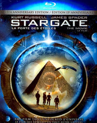 Stargate (15th Anniversary Edition) (Blu-ray)(Bilingual)
