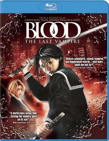Blood - The Last Vampire (Blu-ray) BLU-RAY Movie